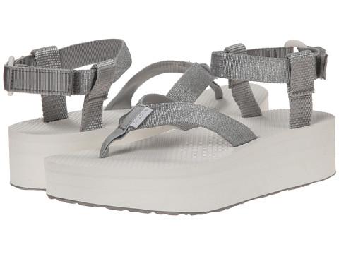 Teva - Flatform Sandal (Silver) Women