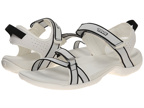 Teva - Verra (Black/White) Women's Sandals