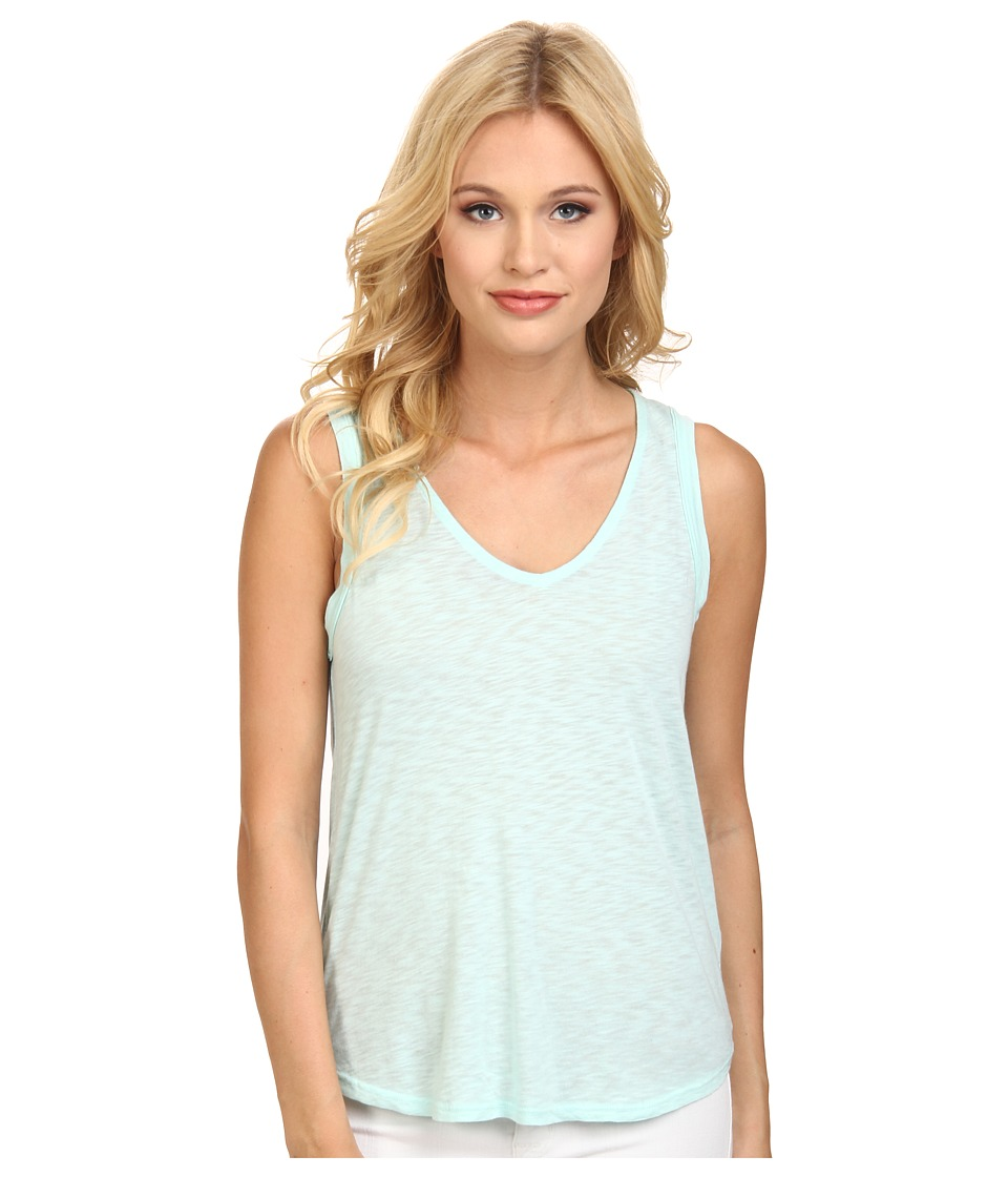 Splendid - Slub Tank Top (Surf Spray) Women