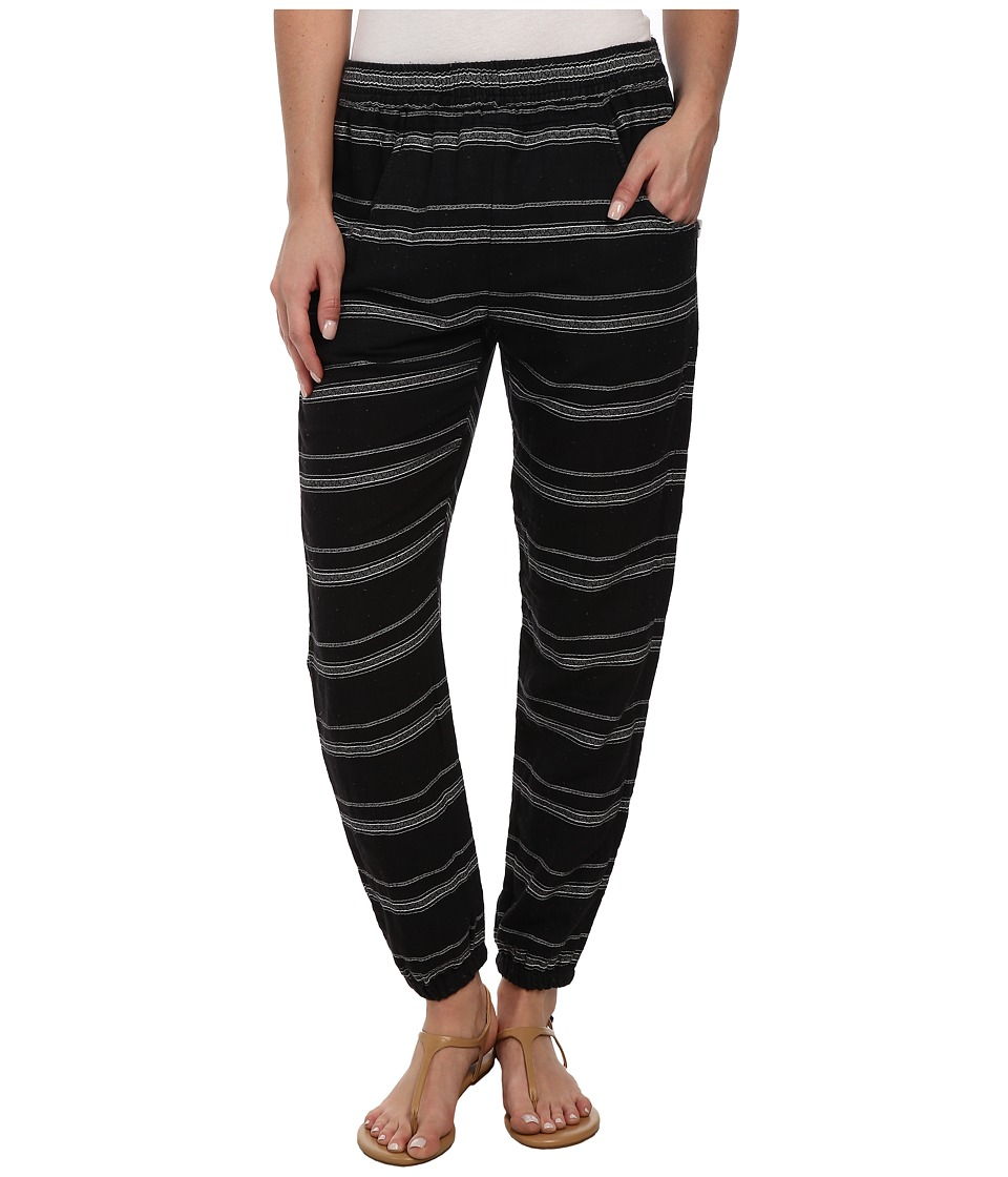 Obey - Hillhurst Jogger (Black) Women's Casual Pants