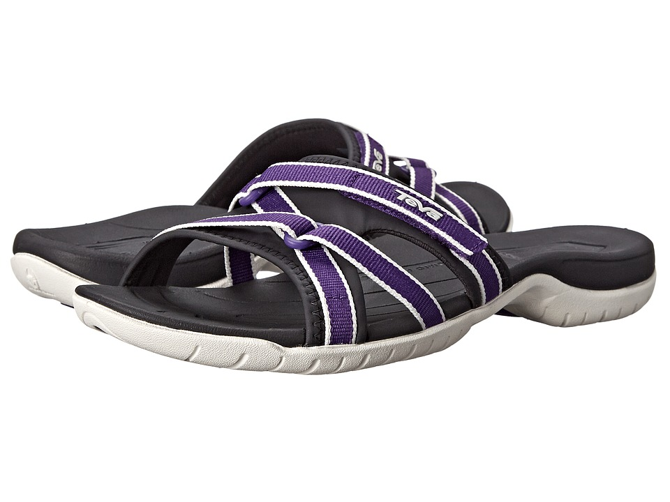 Teva - Tirra Slide (Deep Purple) Women