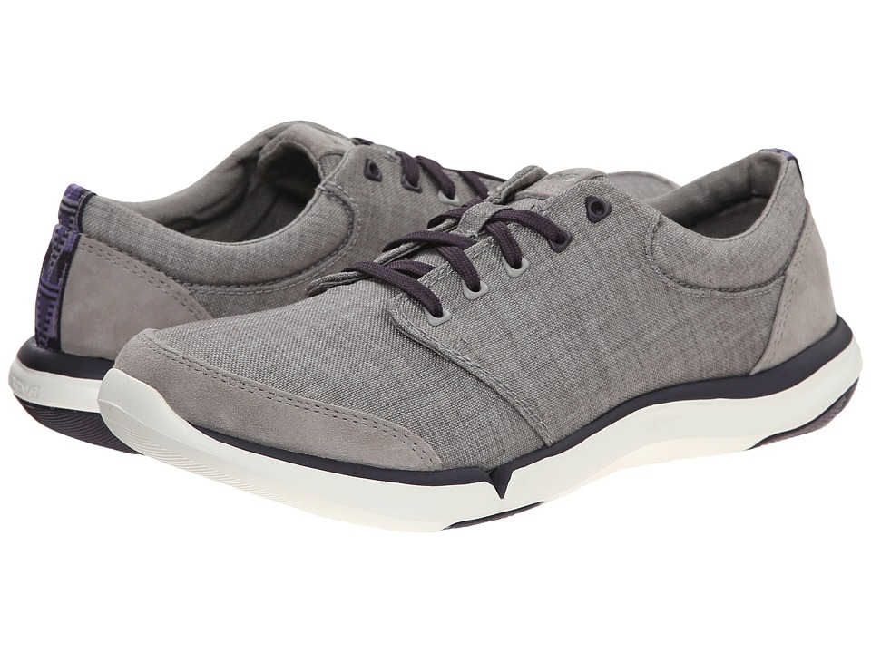 Teva - Wander Lace (Grey) Women