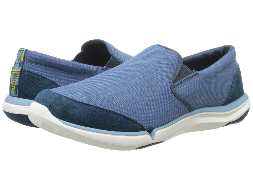 Teva - Wander Slip-On (Legion Blue) Women's Slip on Shoes