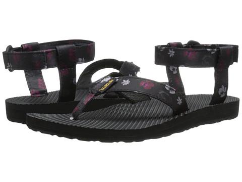 Teva - Original Sandal Floral Satin (Nightshade Floral) Women's Sandals