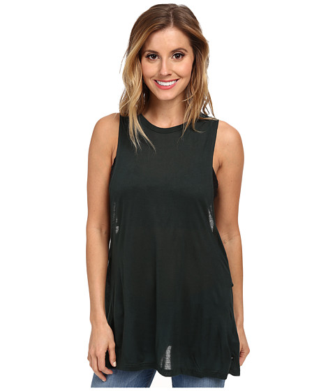 Obey - Anabella Tank Top (Emerald) Women's Sleeveless