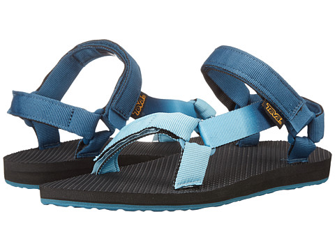 Teva - Original Universal Gradient (Legion Blue/Light Blue) Women's Sandals