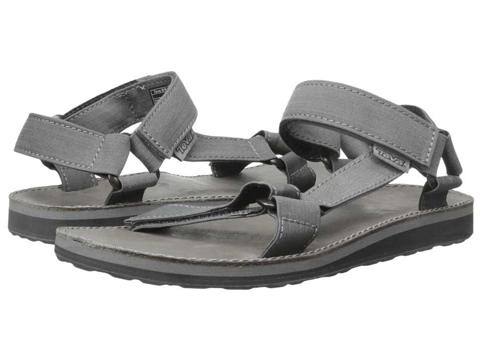 Teva - Original Universal (Charcoal Grey) Men's Shoes