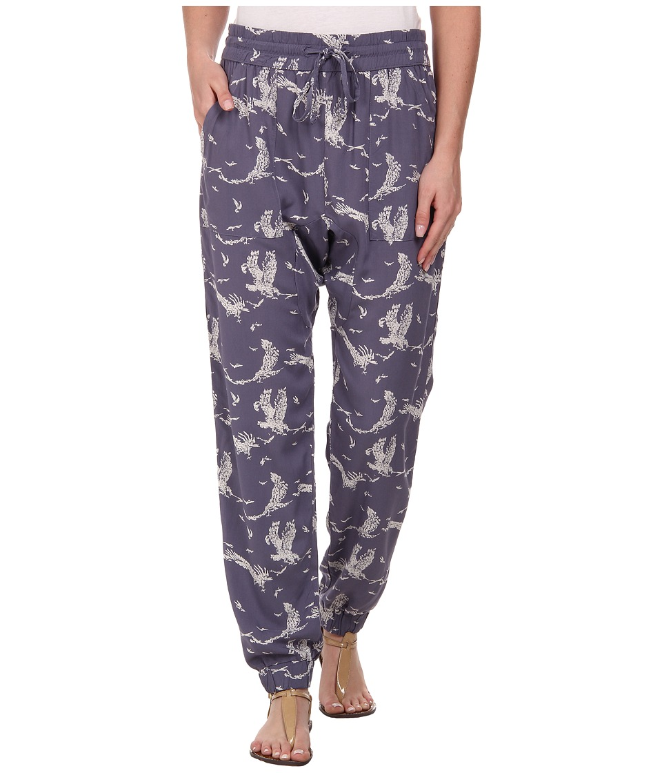 Obey - Keegan Pant (Blue Multi) Women's Casual Pants