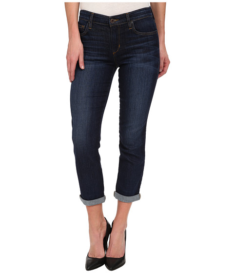 Joe's Jeans - Slim Straight Crop in Aimi (Aimi) Women's Jeans