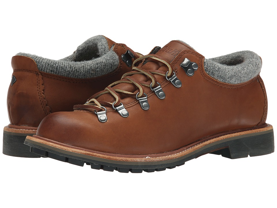 OluKai - Mauna Lalo (Rum/Rum) Men's Lace up casual Shoes