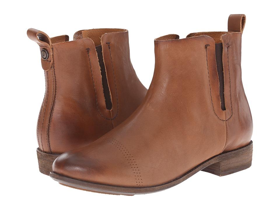 OluKai - Malie (Rum/Rum) Women's Pull-on Boots