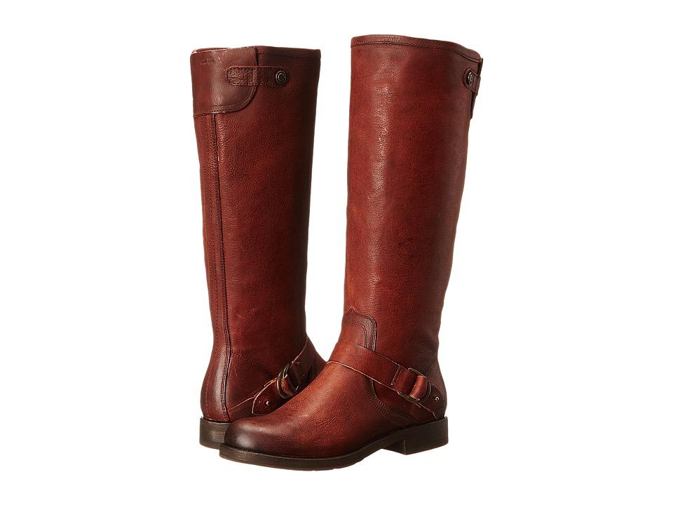 OluKai - Nahuku (Koa/Koa) Women's Zip Boots