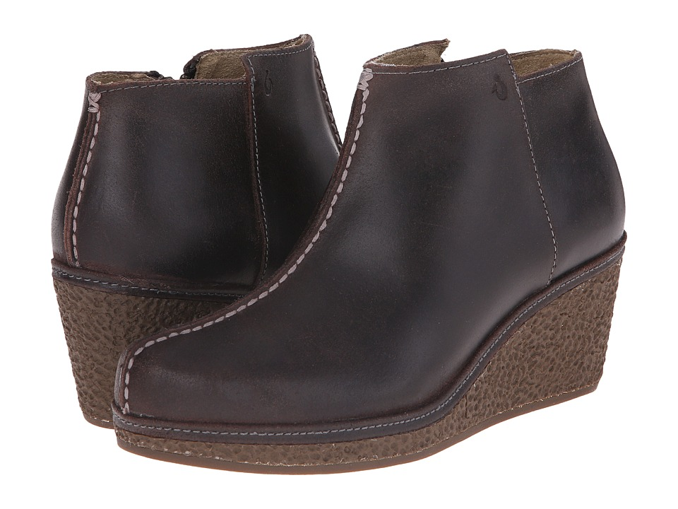 OluKai Humu (Dark Shadow/Grey) Women
