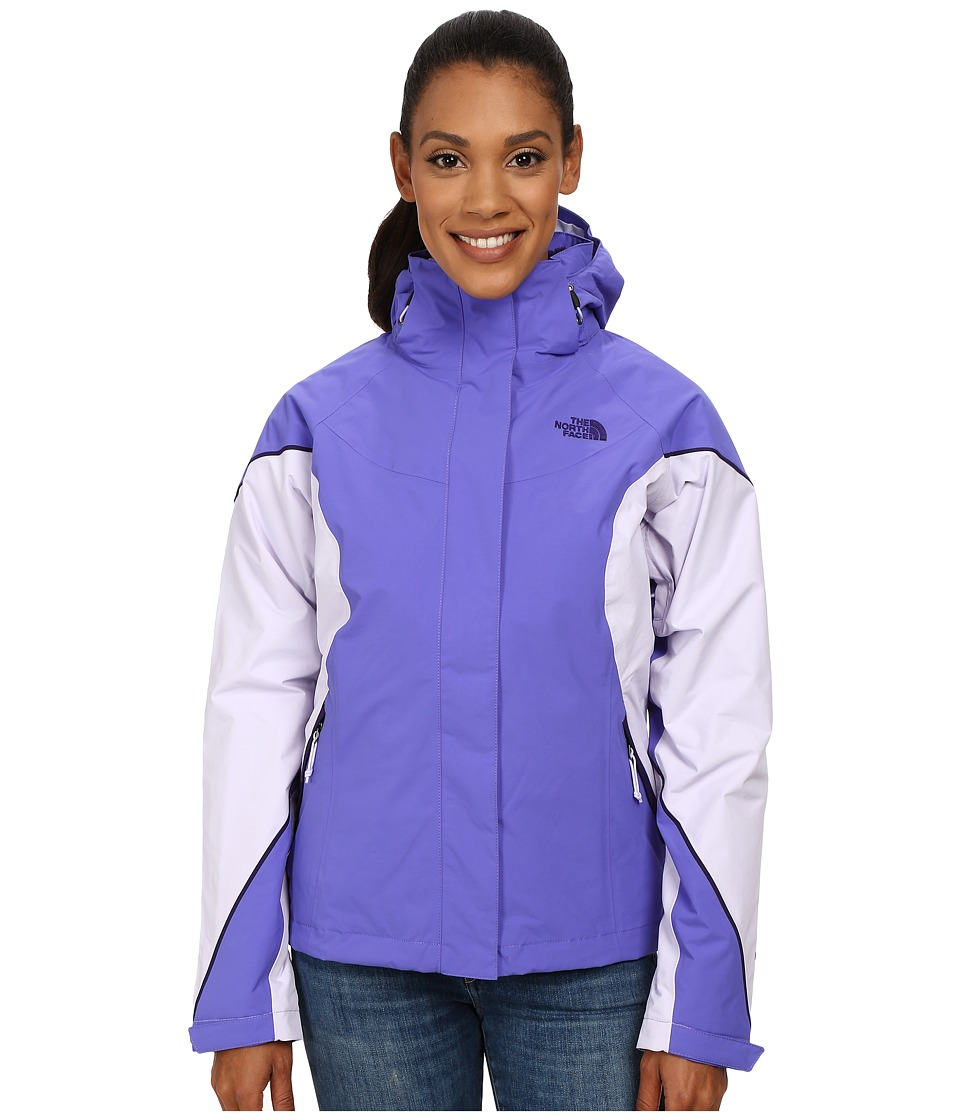The North Face - Boundary Triclimate Jacket (Starry Purple/Soft Purple/Garnet Purple) Women