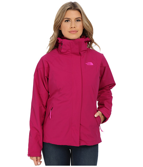 The North Face - Boundary Triclimate Jacket (Dramatic Plum/Dramatic Plum/Dramatic Plum) Women