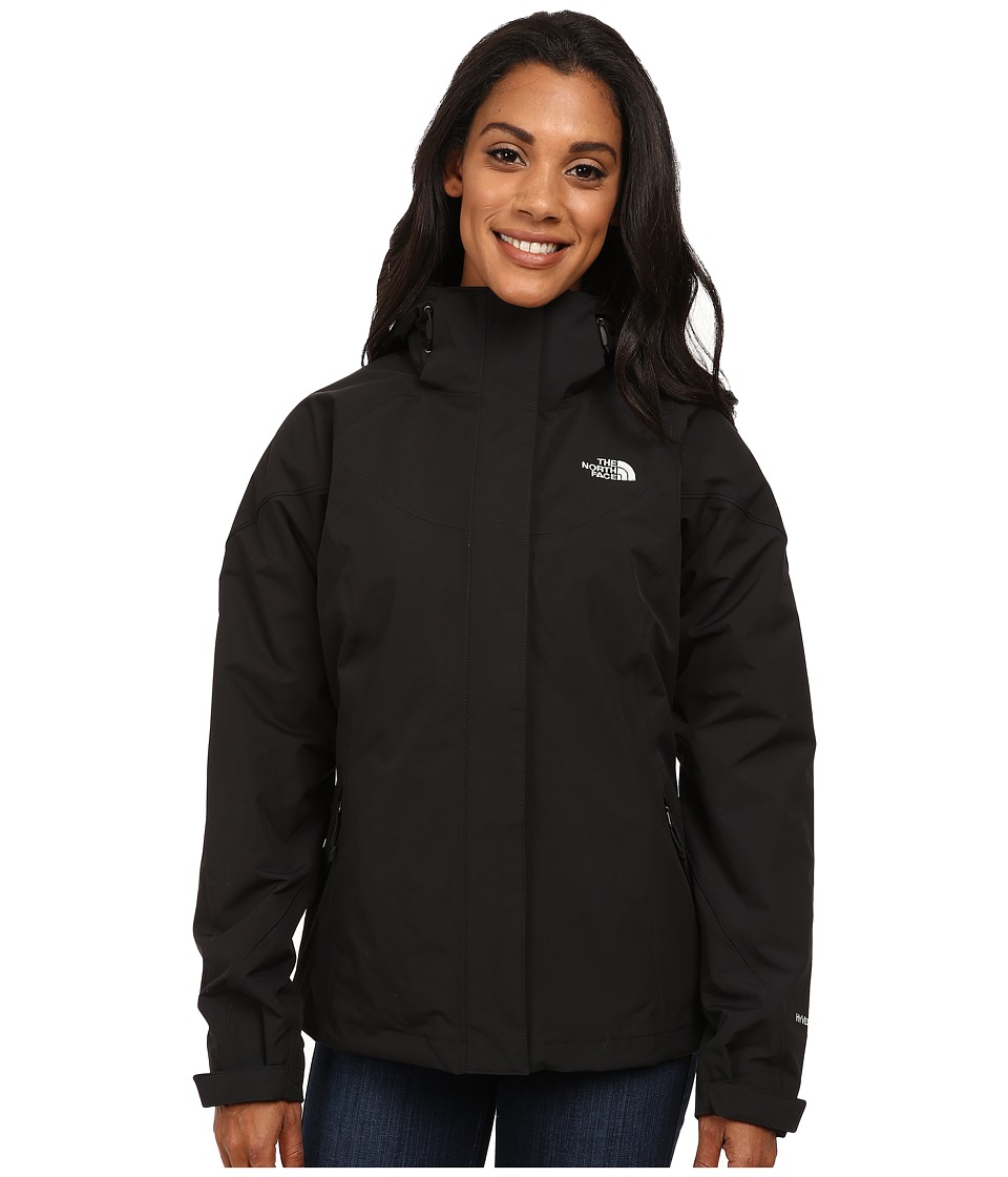 The North Face - Boundary Triclimate Jacket (TNF Black/TNF Black/TNF Black) Women's Coat