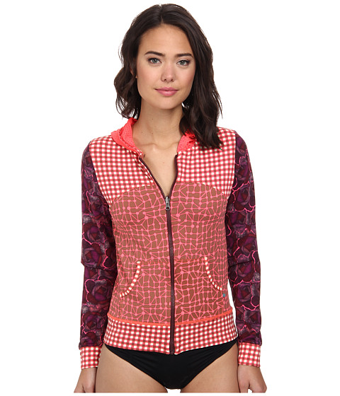 Maaji - Spring Peachy Pink Jacket (Multicolor) Women's Coat