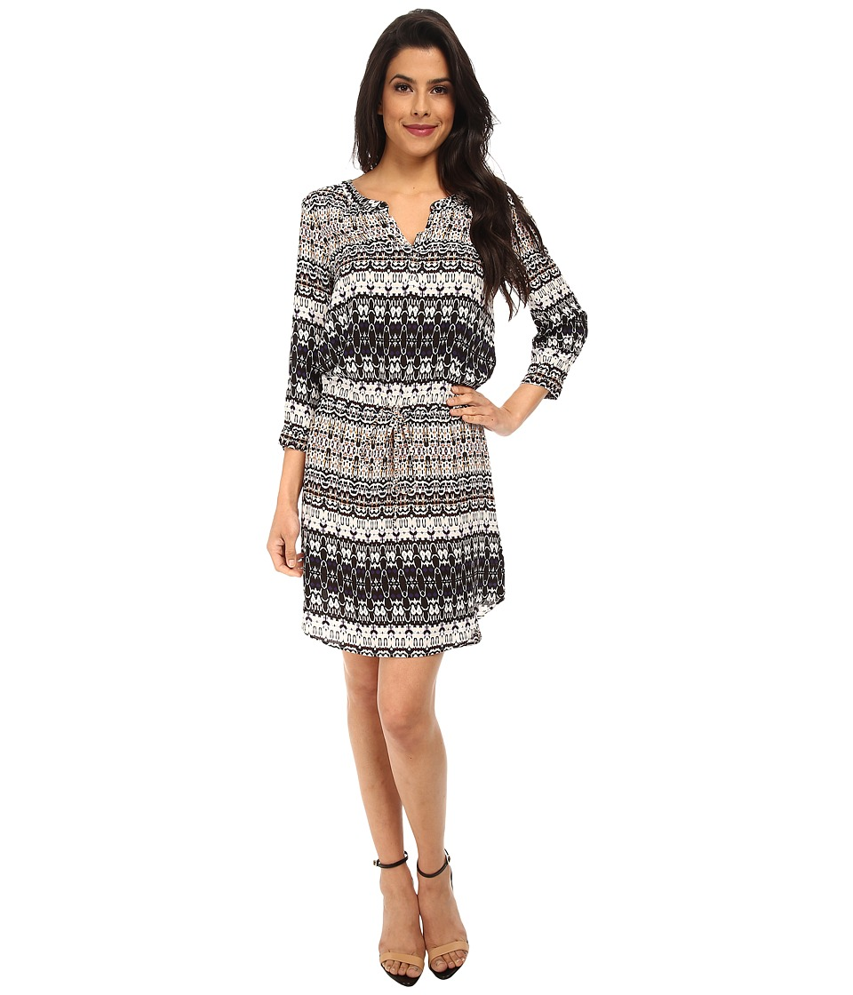 Velvet by Graham & Spencer - Seda Bengal Challis Dress (Multi) Women's Dress