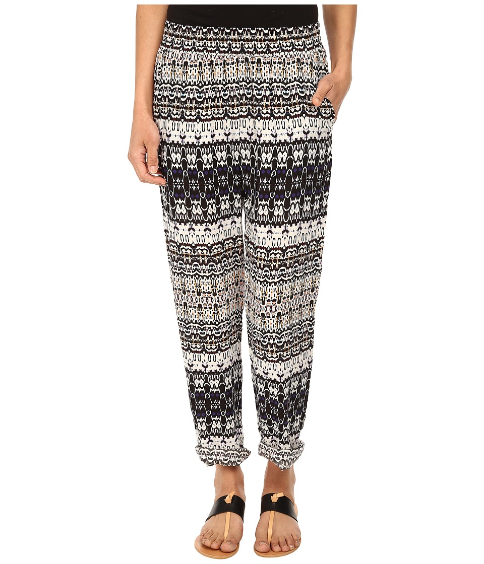 Velvet by Graham & Spencer - Amani Bengal Challis Pants (Multi) Women's Casual Pants