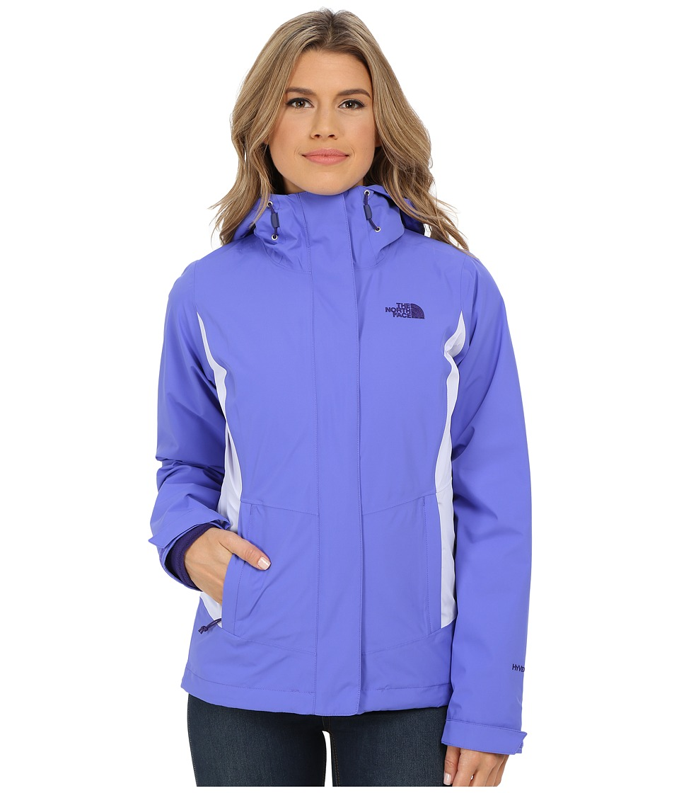 The North Face - Claremont Triclimate Jacket (Starry Purple/Soft Purple) Women's Coat