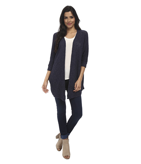 Velvet by Graham & Spencer - Jackie Cardigan (Navy) Women