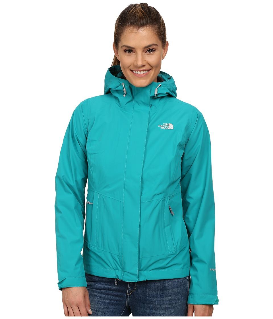 The North Face - Claremont Triclimate Jacket (Kokomo Green/Kokomo Green) Women's Coat
