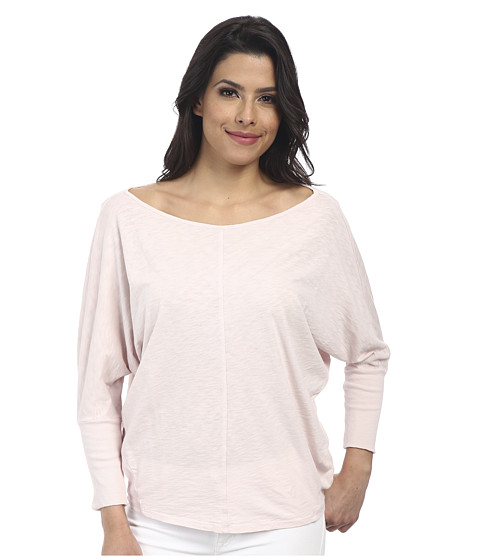 Velvet by Graham & Spencer - Joss Long Sleeve Top (Allure) Women's Clothing