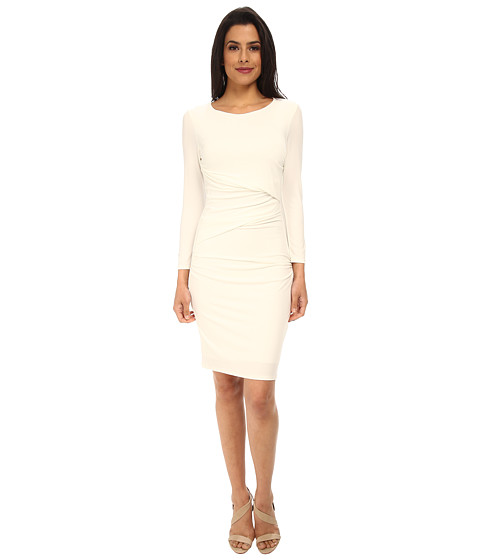 Velvet by Graham & Spencer - Raymee Dress (Cream) Women's Dress