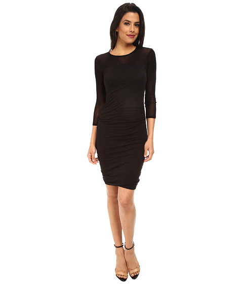 Velvet by Graham & Spencer - Rhaxma Dress (Black) Women's Dress
