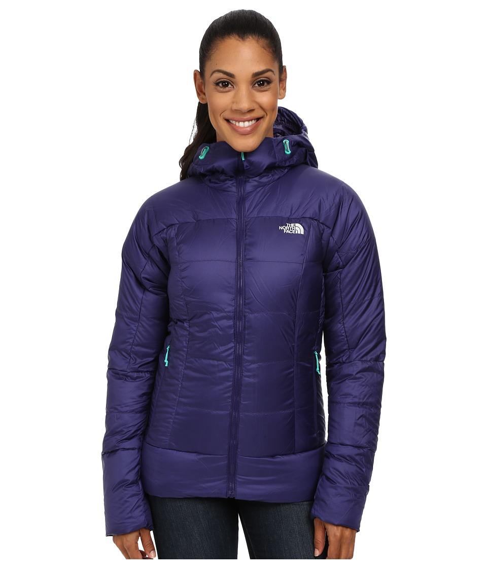The North Face - Prospectus Down Jacket (Garnet Purple) Women's Coat
