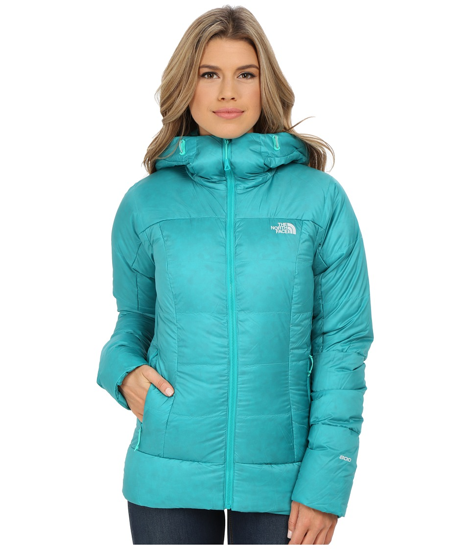 The North Face - Prospectus Down Jacket (Kokomo Green) Women's Coat