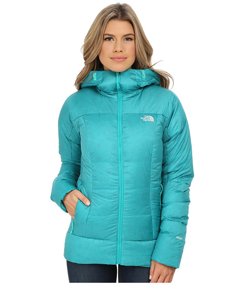 The North Face - Prospectus Down Jacket (Kokomo Green) Women