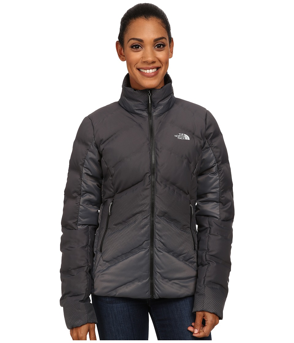 The North Face - FuseForm Dot Matrix Down Jacket (TNF Black Tri Matrix) Women