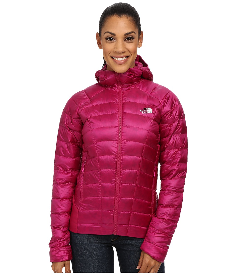 The North Face - Quince Hooded Jacket (Dramatic Plum) Women