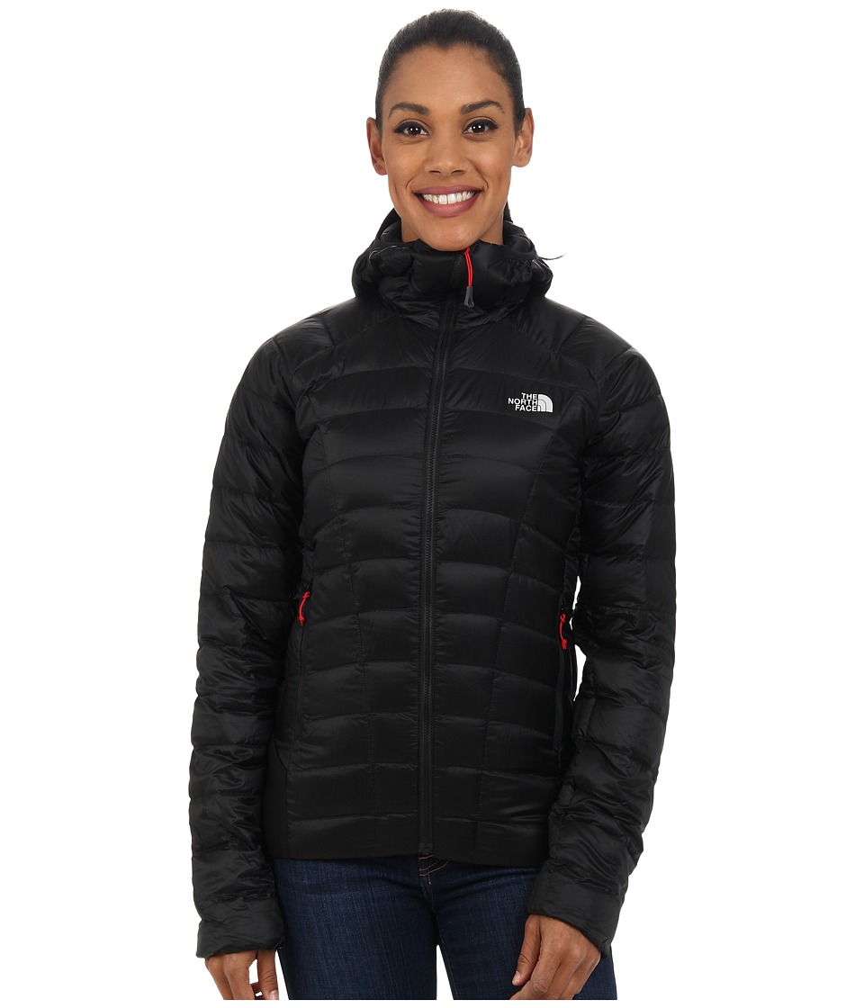 The North Face - Quince Hooded Jacket (TNF Black) Women's Coat