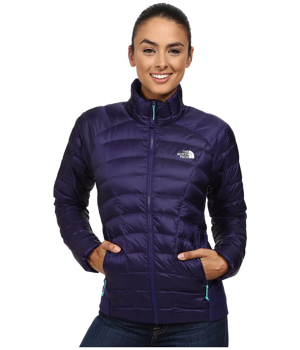 The North Face - Quince Jacket (Garnet Purple) Women