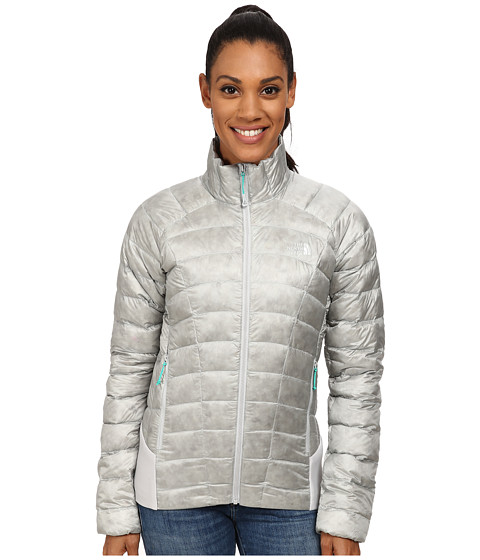The North Face - Quince Jacket (High Rise Grey) Women