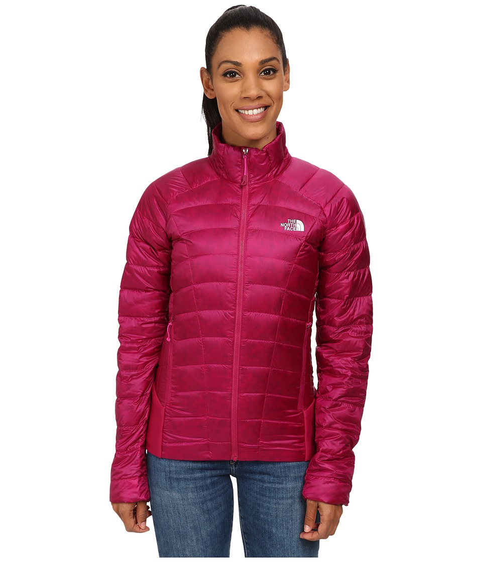 The North Face - Quince Jacket (Dramatic Plum) Women's Coat