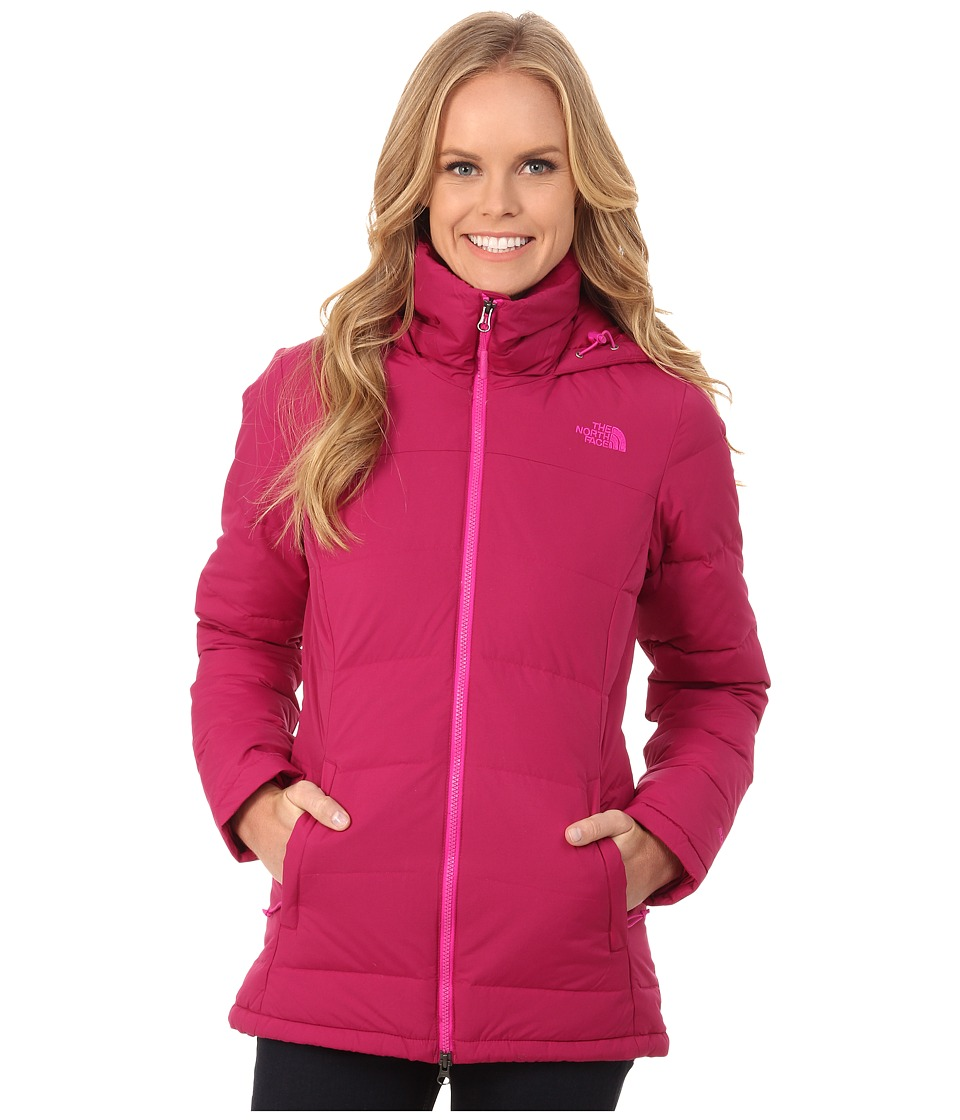The North Face - Fossil Ridge Parka (Dramatic Plum) Women's Coat