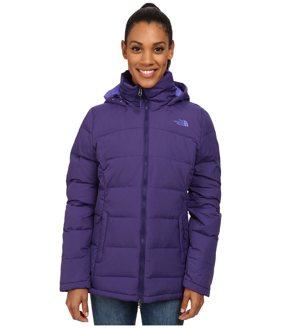 The North Face - Fossil Ridge Parka (Garnet Purple) Women's Coat
