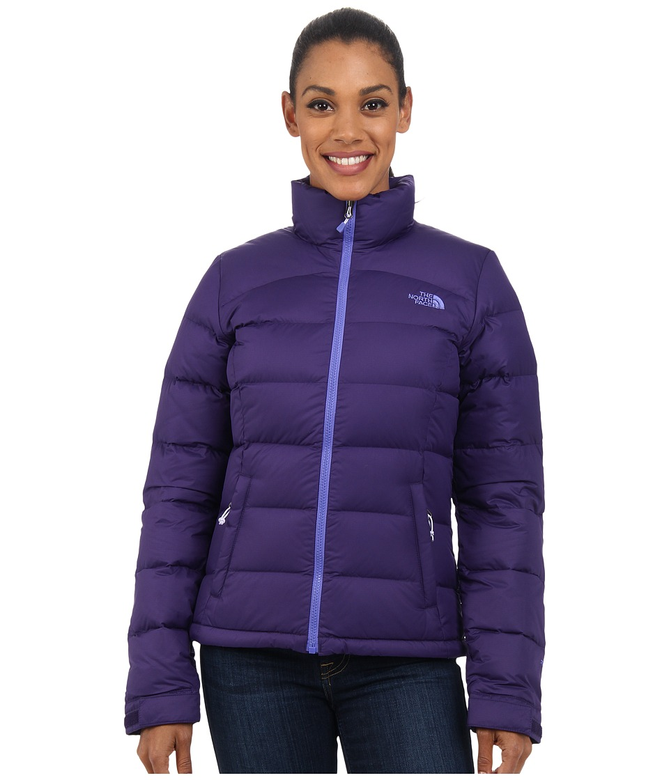 The North Face - Nuptse 2 Jacket (Garnet Purple) Women's Coat