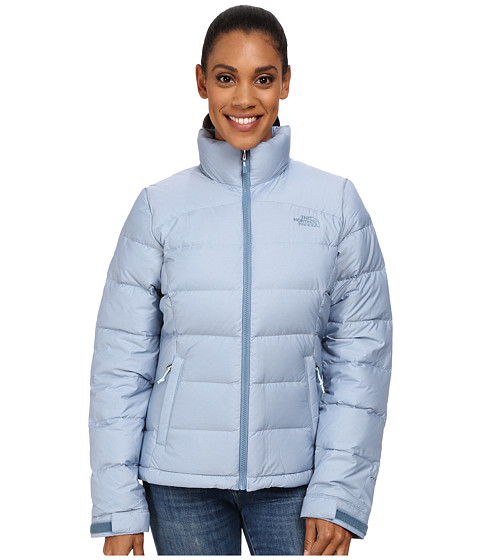 The North Face - Nuptse 2 Jacket (Cool Blue Heather) Women