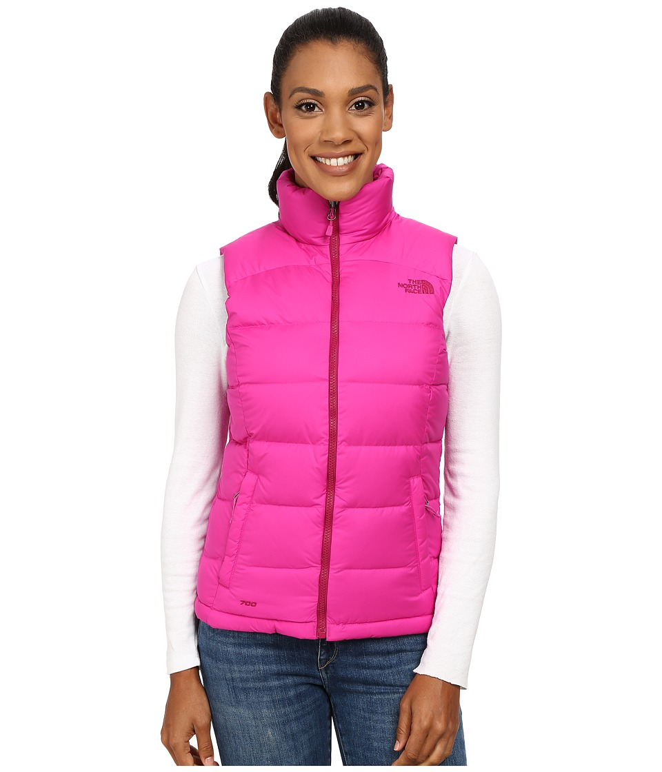The North Face - Nuptse 2 Vest (Luminous Pink) Women's Vest