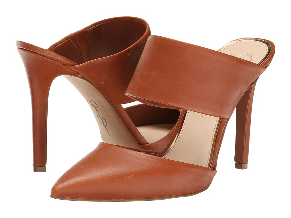 Jessica Simpson - Chandra (Light Luggage Juba Calf) High Heels