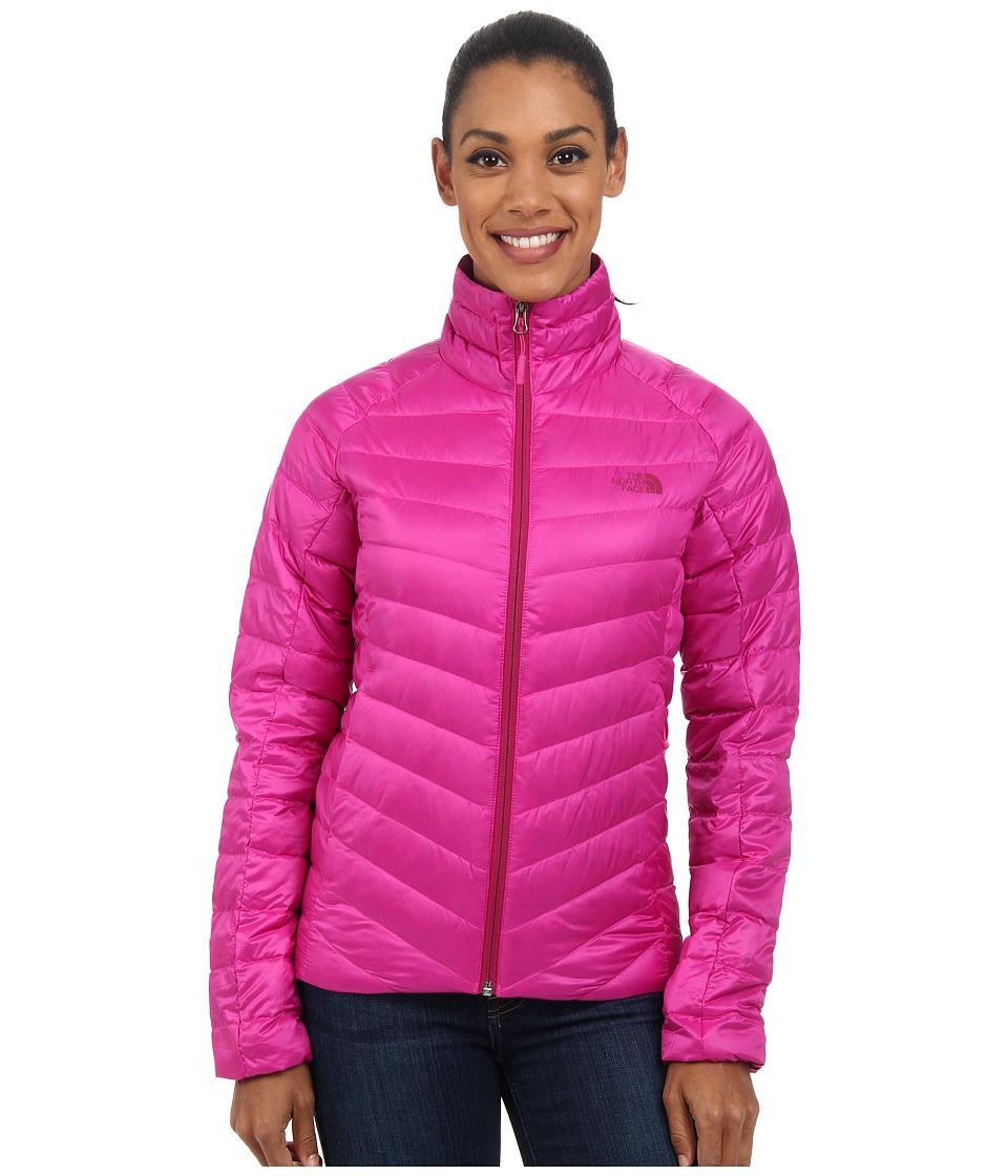 The North Face - Tonnerro Jacket (Luminous Pink) Women's Coat
