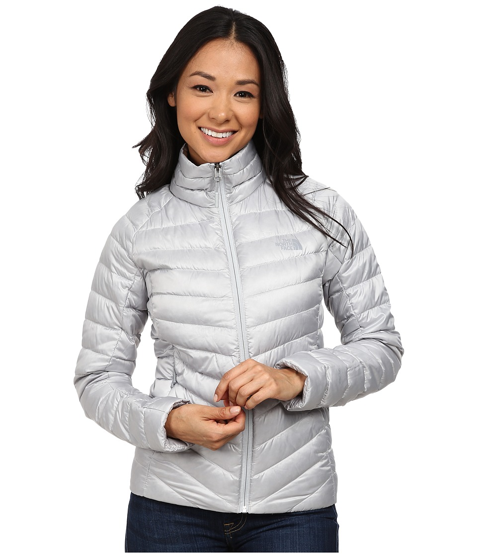 The North Face - Tonnerro Jacket (High Rise Grey) Women's Coat