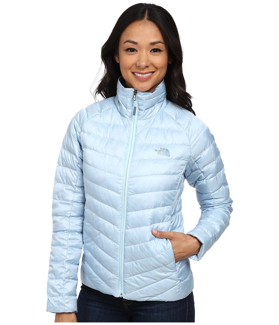 The North Face - Tonnerro Jacket (Tofino Blue) Women's Coat