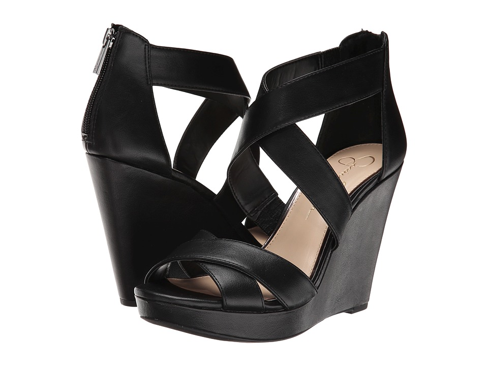 Jessica Simpson Jadyn (Black Sleek) Women