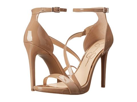 Jessica Simpson - Rayli (Nude Patent) High Heels