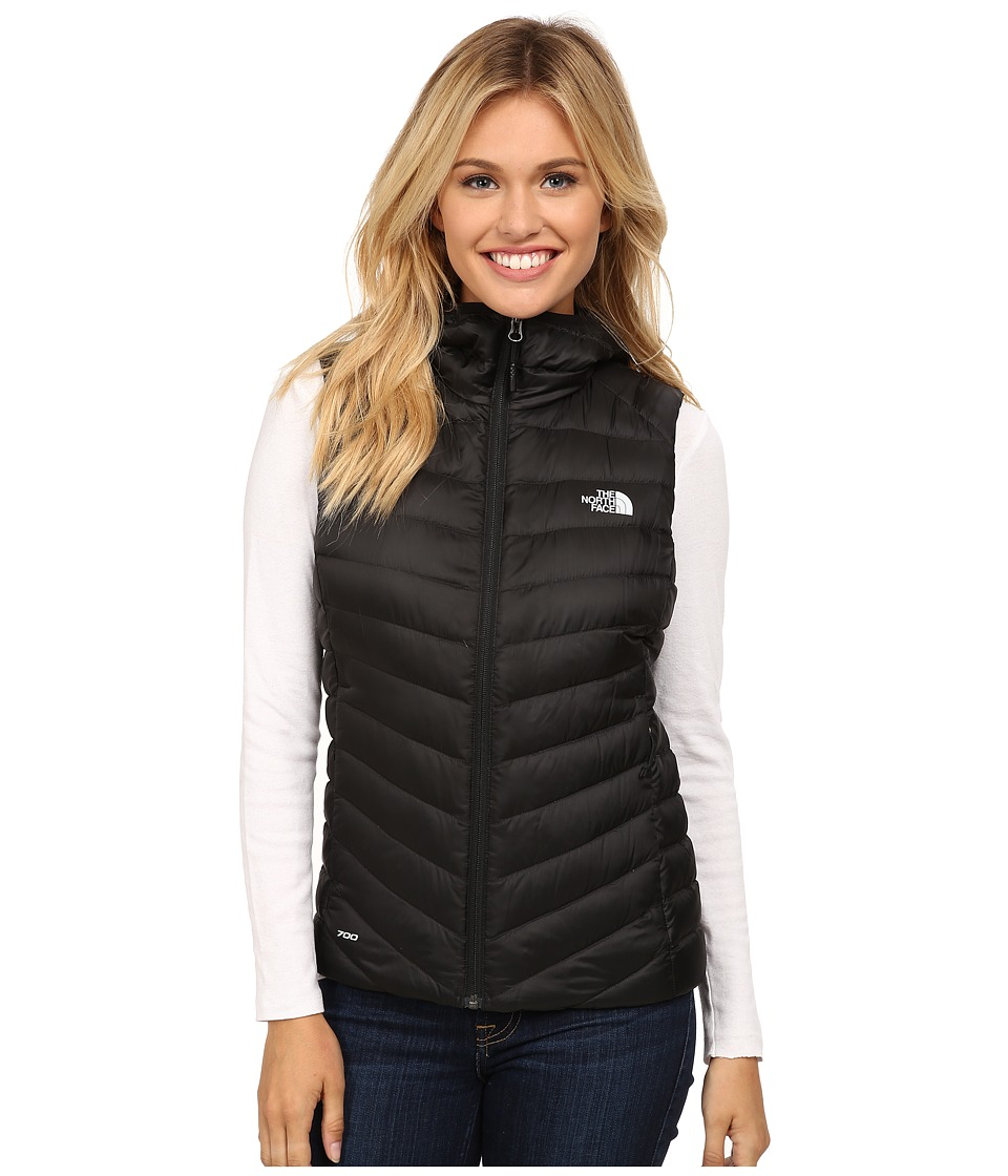 The North Face - Tonnerro Hooded Vest (TNF Black) Women's Vest